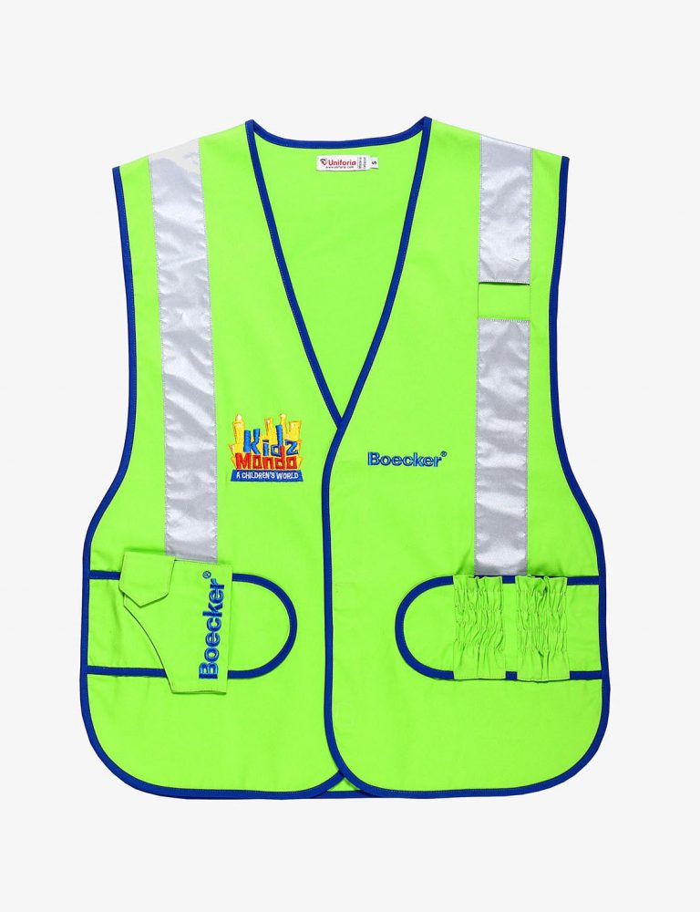 Boecker / Kids Mundo High Visibility Safety Vest