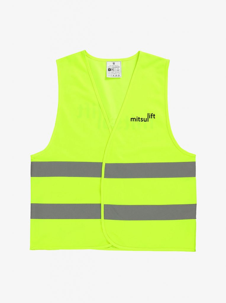 Mitsulift High Visibility Safety Vest