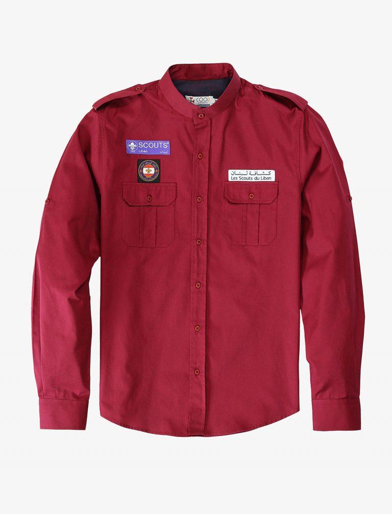 Scouts Du Liban Shirt